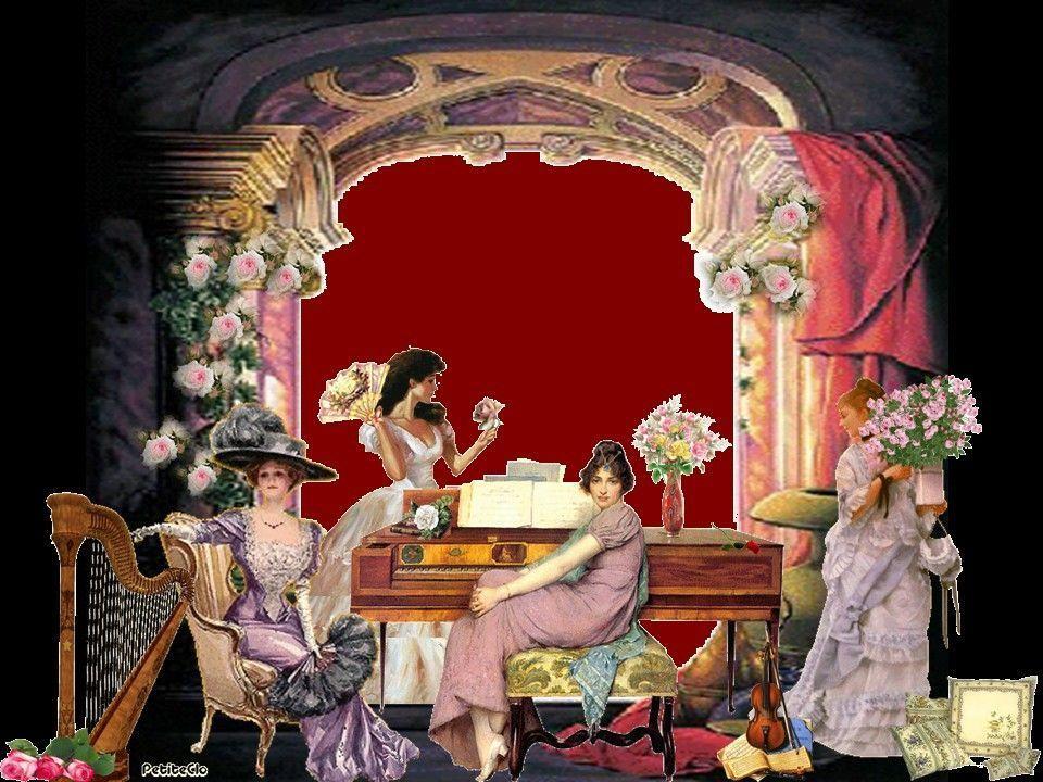 Autour du clavecin